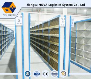 China Customized Medium Duty Metal Storage Shelves With 10 Years Warranty supplier