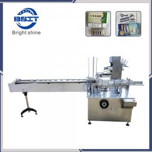 China Box Cartoning Packing Manufacturing & Processing Machinery for Paste on sale