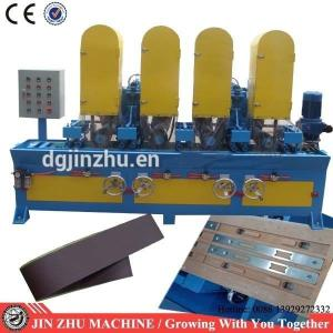 China Wet Surface Sanding Machine , Auto Sanding Machine L2800*W900*H1800mm Machine Size on sale