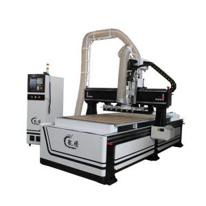 China CNC Router Woodworking Center Cutting Drilling And Engraving Machine on sale