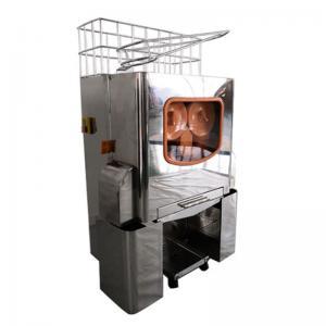 China Automatic Commercial Orange Juice Squeezer Machine For Fruit Shop / Restaurants on sale