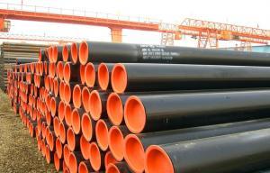 China API 5L A53 Grade B X42 API Line Pipe , Seamless Steel Tube 1mm - 200mm on sale