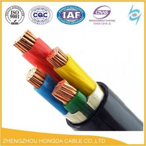 China Hot Sale 0.6/1kV Fire Resistant/PVC/XLPE/PV Insulated Power Cable on sale