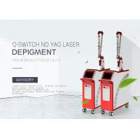 High Energy Less Pain Q Switched ND YAG Laser tattoo removal Machine