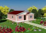 Luxury villa landscape plan,simple prefab villas,luxury villa