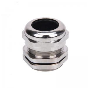 China High Standard Metric Ss Cable Gland , Metal Cable Gland Corrosion Resistant on sale