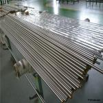Carbon Stainless Steel Round Bar , Mild Steel Bar Improved Machinability
