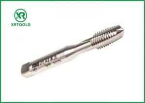 China Bright Finish HSS Hand Tap Tool Versatile 66° Thread Angle ISO529 Standard on sale