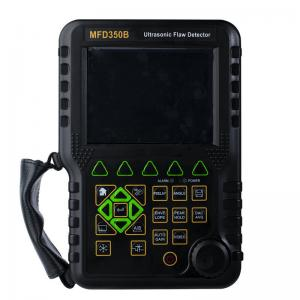 China Handhold Portable Ultrasonic Flaw Detector Range 0 - 6000mm MFD350B supplier