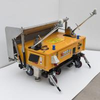 HL-6 Automatic Wall Wiping Rendering Machine