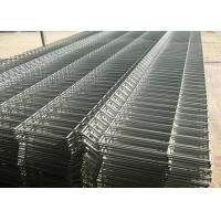Electric Galvanized Welded Wire Fence Solid Solder Joint Excellent Stability