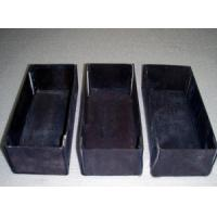 China Tungsten Evaporation Boats used in vacuum metalizing on sale