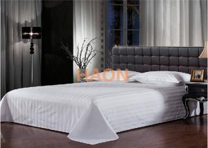 China Luxury Customs Promotional  Cheap Fashion Egyptian Cotton Hotel Bed Sheets on sale