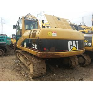 China 2009 Japan Made Used Caterpillar Excavator 320C on sale