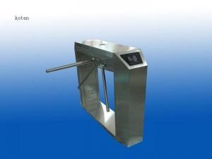 China RFID Smart Card Tripod Turnstile Gate Semi Automatic Systems Turnstiles on sale