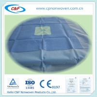 Surgical drape pack standard basic universal set with Hand drape on hot sale