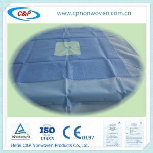China Disposable sterilized by EO surgical Hand drape on hot sale on sale