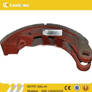 China original  Liugong Road Grader CLG414 Spare Part ,   Brake Shoe SP109957 for liugong wheel loader on sale