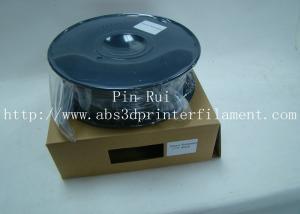 China Material ignífugo negro 1.75m m/3.0m m del filamento de la impresora 3D on sale
