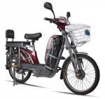 17は管大人のためのグリーン電力 E のバイクのえんじ色の電池式のバイクを疲れさせます