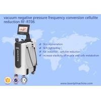 China Vacuum Negative Pressure RF Beauty Equipment Conversion Cellulite Reduction Rf Machine on sale