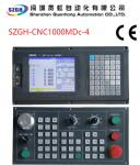 4 PLC поддержки точности осей 1um & внешнее MPG для филировать регулятор CNC