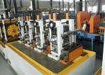 china galvanized steel square pipe making machine