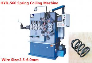 China 60m / Min Six Axes Spring Wire Machine , Automatic Spring Coiling Machine  on sale