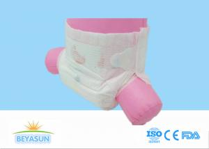China Nice Baby Disposable infant Diapers from diaper factory with 5lines diaper machine on sale
