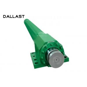 China Double Acting OEM 100 Ton Heavy Duty High Pressure Hydraulic Rams Cylinders on sale