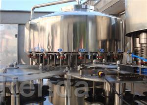 China CE liquide minéral automatique de remplisseur de l'eau de machines de remplissage de la machine de remplissage de bouteilles de l'eau 200-2000ml 10000 BPH on sale