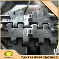 Track Shoe Pad Plate for Hitachi KH100-1 Crawler Crane Undercarriage Spare Parts