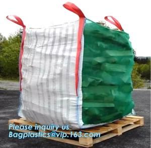 China bulk jumbo bag polypropylene woven big bag for sand cement coal minerals/1ton 1.5 ton 2 ton,jumbo big bag 1000kg FIBC su on sale