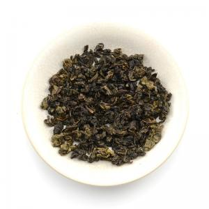 China Boost Energy Tieguanyin Oolong Tea , Stir - Fried Chinese Tea Tie Guan Yin on sale