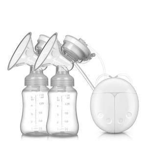 China WinnerCare Electric Breast Pump  Double Breast Pump  Portable Breast Pumps with Adjustable Suction & Pumping Levels on sale