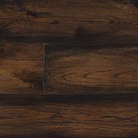 American Hickory Coffee color engineered wood floors