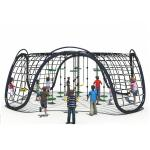 KAIQI 2018 Children Climbing Nets Outdoor Children Amusement Park Playground Equipment