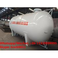 China 2018s YEAR-END PROMOTION! High quality CLW Brand bulk propane gas storage tank for sale, 10m3 mini lpg gas storage tank on sale