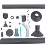 desgaste - boca de espray de la aire-condición del tubo de la serie del ABS de la resistencia