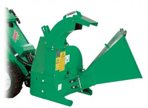 China Long Work Life Wood Branch Crusher Machinery with Good Quality and Competitive Price on sale