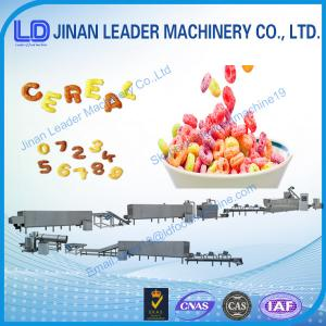 China honey corn flakes machine on sale