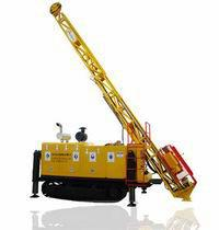 China Ground Surface Hydraulic Drilling Rig , Track Crawler Mounted Rigs CSD1300G on sale