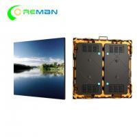 Inside Stage Rental LED Display Cabinet  , P5 P6.67  Full Color LED Display Board