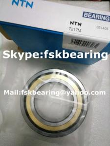 China Brass Cage 7216M 7217M 7218M Angular Contact Ball Bearing for Rolling Mill on sale