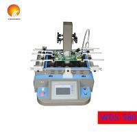 New BGA rework station design WDS-580 hot air mobile phone motherboard repair machine