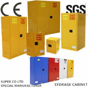 Laboratory Hazardous Material Chemical Fireproof Safety Storage - Fireproof chemical cabinet