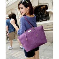 China Nubuck Leather handbag fashion handbag Ladies Handbags shoulder bag lady handbag on sale