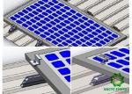 Easy Installation Metal Roof Short Rail PV Mounting Systems Ideal Innovative Solution Solar Roof Brackets