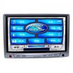 ヘッドレスト7インチ/車のPC車の表示のためのタッチ画面が付いているデスクトップ車TFT LCDのモニター
