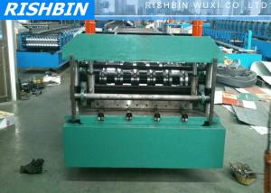 China Double Layer Galvanized Metal Sheet Roll Forming Line High speed on sale
